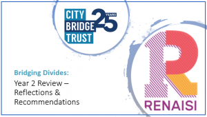 Bridging Divides: Year 2 Review - Reflections and Recommendations